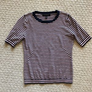 Banana republic Striped T shirt